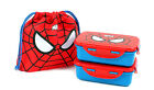 Marvel Spider Man Lunch Box Bento Kids Lunch Airtight Container Made in Korea
