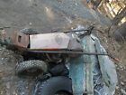 gravely model L tractorvintageantique gravely tractor with plow