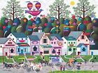 1000 Piece Charles Wysocki Confection Street Jigsaw Puzzle