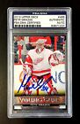 PETR MRAZEK SIGNED 2013 UPPER DECK YOUNG GUNS ROOKIE CARD FLYERS PSA DNA