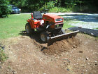 Ariens S 16H Garden Tractor with Hydraulic Front Blade and 3 point Hitch