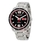 Chopard Mille Miglia GTS Automatic Silver Stainless Steel Mens Watch 158565-3001