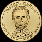 2010 P Abraham Lincoln Presidential Dollar Brilliant Uncirculated Coin US Mint