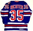 MIKE RICHTER AUTHENTIC CCM NEW YORK RANGERS 1994 STANLEY CUP JERSEY 48