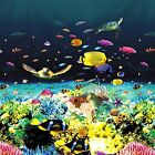 +GREAT BARRIER REEF HD OVERLAP Above Ground Pool Liner PREMIUM EYE POPPING