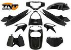 Fairing Kit 10 Case/Frame Honda Sh 125 150 Black 2006 New