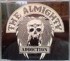The Almighty - Addiction CD Single (CD 1993) + Live &