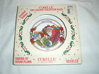 UNOPENED NIB~CORELLE 1991 HOLIDAY COLLECTOR PLATE 6014112 VISIONS OF SUGAR PLUMS