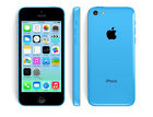Unlocked Blue Apple iPhone 5C 32GB Smartphone GSM Worldwide 3G 4G LTE USAL