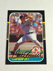 2002 DONRUSS RECOLLECTION COLLECTION - TOM SEAVER 1987 BUY BACK AUTO # 60