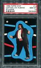 PSA 10 1985 Topps WWF Stickers #12 Captain Lou Albano WWE Wrestling Gem Mint