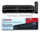 Toshiba DVR-620 DVR620 DVD and VHS Recorder with 1080p Upconversion New Other