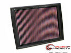 K&N Air Filter 04-16 Land Rover Discovery 05-13 Range Rover  05-09 LR3 / 33-2333