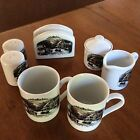 Ives Set 7 Pieces ~ Winter Collection Museum of the City of New York