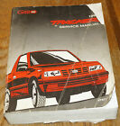 AUTHENTIC 1994 Chevy Geo Tracker Factory Service Shop Manual