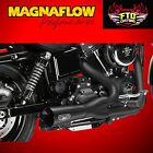 MagnaFlow F Bomb Black 2 Into 1 Performance Exhaust Harley Dyna FXD 7213102