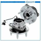 2 New Complete Front Wheel Hub Bearing 05 2010 PONTIAC G6 ABS W 5 Studs