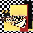 DISNEY TEST TRACK 793 Premade Double Page Scrapbook Layouts