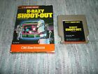 Rare K-Razy Shoot-Out (Atari 5200) Cartridge and Box (No Manual)
