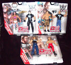 Lot 6 ULTIMATE WARRIOR STING Then Now Forever Battle Pack Brothers In Paint WWE