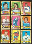 1972-72 OPC WHA Complete Set 290-341 Hull Cheevers Pinder NM NM+