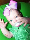 REBORN DOLL MADE FROM RECYCLED PARTS+PAINTED WITH AIR DRY ACRYLIC PAINTS OOAK