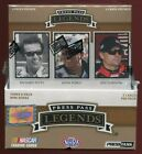 2013 PRESS PASS LEGENDS RACING SEALED HOBBY BOX nascar auto race-used sprint cup
