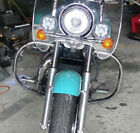Honda VT 1100 C2 Shadow ACE & VT1100 T/Tourer - Chrome Freeway/Crash/Highway Bar