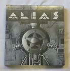ALIAS - Self Titled Debut CD Album - Rare US Promo Boxset (VGC) *FREE UK POST*