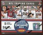 2011 PANINI PLAYOFF CONTENDERS FOOTBALL HOBBY BOX auto rc cam newton von miller