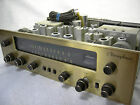 Vintage Fisher TA 600 AM FM Stereo Receiver for parts or restoration