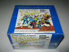 1990 X-Men (Uncanny) Series 1 COVERS FACTORY SEALED BOX! 48 Packs +Header (RARE)