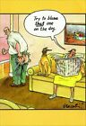 Blame That One Eric Decetis Funny Birthday Card Greeting Card by Pictura