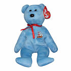 Ty Beanie Baby Nina Columbus - MWMT (Bear Internet Exclusive 2004)