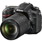 Nikon D7200 Digital SLR Camera w 18 140mm Lens  BRAND NEW 1 YR WARRANTY