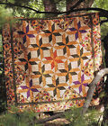 Sunflower Abundance Quilt Pattern Pieced VN