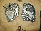 1986 Honda XR 250 engine crankcases left and right XR250R