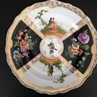 ANTIQUE MEISSEN PORCELAIN PLATE