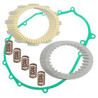 CLUTCH FRICTION PLATES and GASKET KIT Fits KAWASAKI Vulcan 500 EN500 1990-2009
