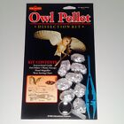 Owl Pellet Kit 8 Pellets Heat treated and sanitized OP101 8
