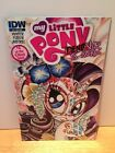 My Little Pony Fiendship is Magic (2015 IDW) 4 COMIC BOOK FREE SHIPPING