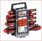 From Belgium - 44 PIECE SCREWDRIVER AND BIT TOOL KIT SET, SLOTTED TORX PHILLIPS