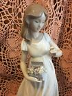 Lladro 6921 Treasures of the Earth Missing Flower/Pinkie same hand! No Box! L@@K
