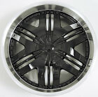 DIP Phoenix 22 x 95 BLACK WHEELS CHEVROLET AVALANCHE 02 up 6x1397 +18