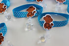 new 12 cute elastic hand corsage welcome baby boy monkey shower party favors