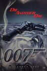 Die Another Day 27x40 DS Advance Movie Poster 2002 James Bond 007