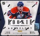 2011 12 Panini Rookie Anthology Hockey Hobby 2 Box Lot