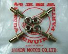 Honda CT125 XL125 XL175 XL185 CG125 REAR WHEEL SPROCKET SETTING SET bolt
