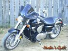 Suzuki VZ 800 Marauder - NEW S20T Smoke Tinted Stealth Windshield/Fairing