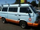 Volkswagen Bus Vanagon Westfalia Volkswagen Customized 1982 Vanagon Westfalia Camper